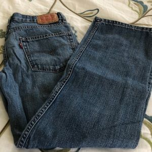 Levi's 550 Relaxed Jeans 28 x 28